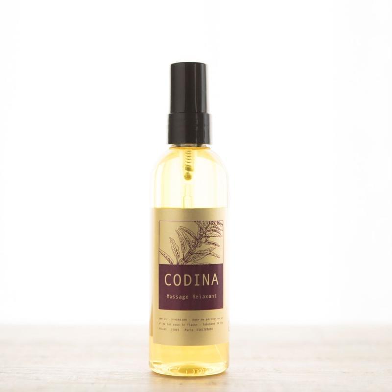Massage Oil Relaxant  100ml / CODINA