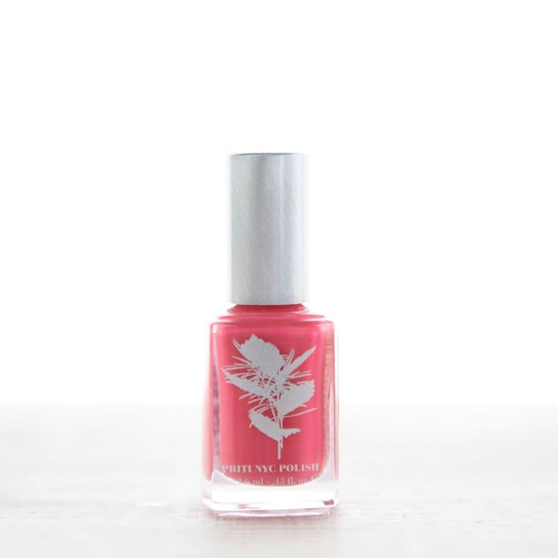 5 Free Nail Polish / Pincushion Protea /PRITY NYC