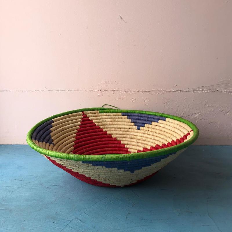 Raffia Basket / LL
