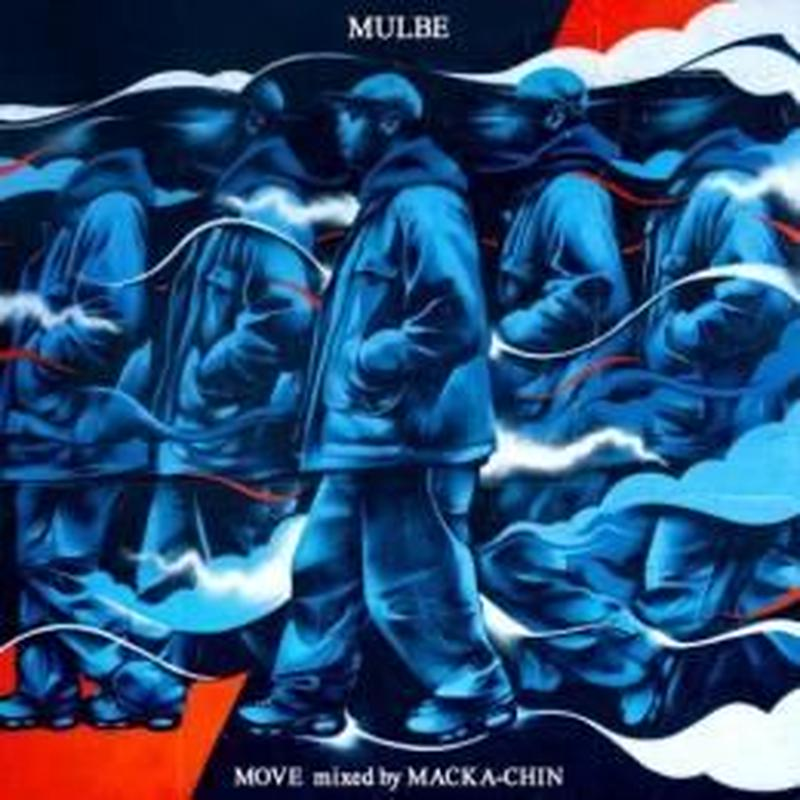 MULBE /  MOVE  mixed by MACKA-CHIN