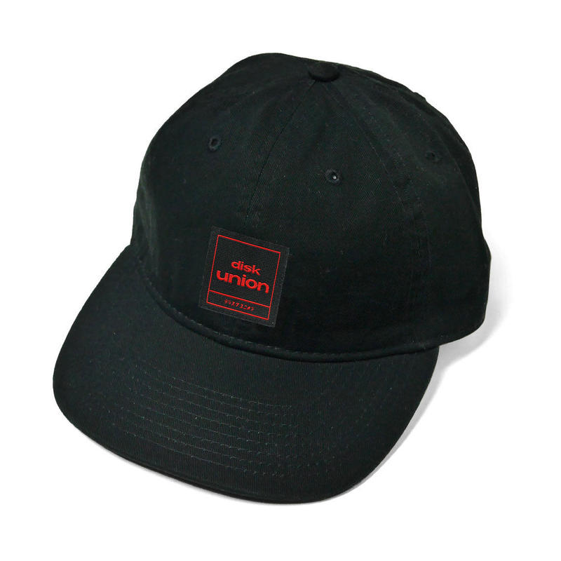 disk union × INTERBREED ''GENERALLY LOVERS CAP''  BLACK