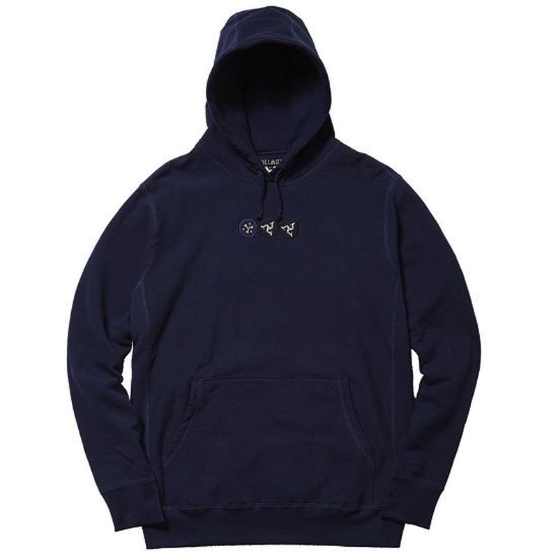WHIMSY POZESSION HOODIE NAVY