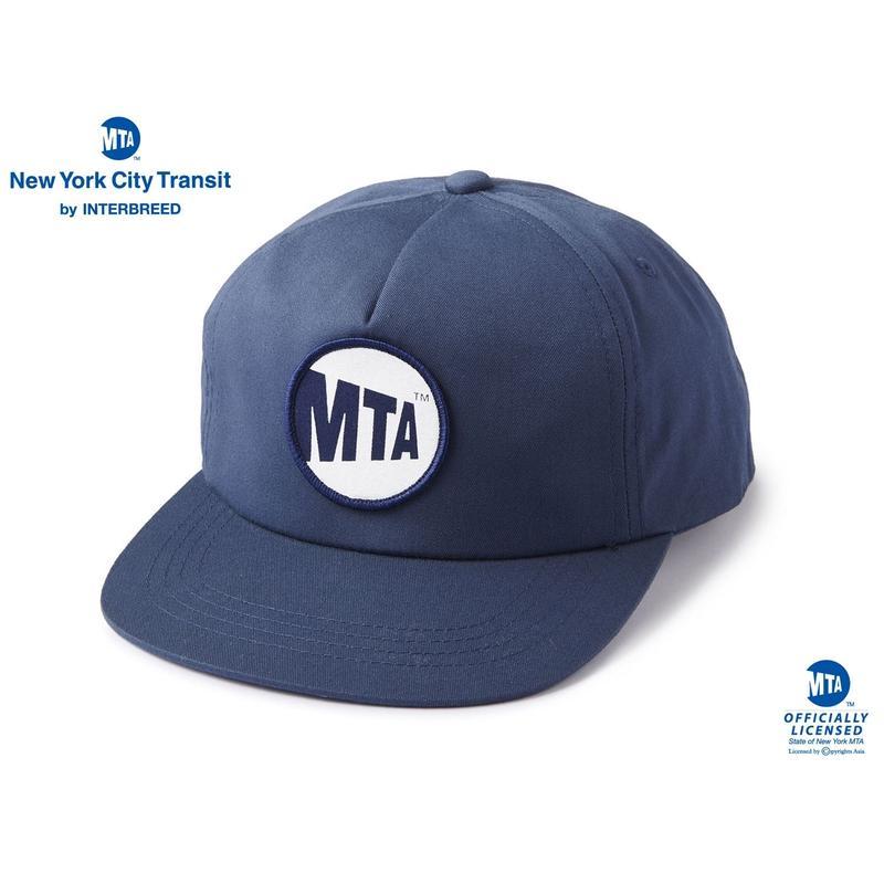 MTA X INTERBREED UNIFORM 5 PANEL CAP