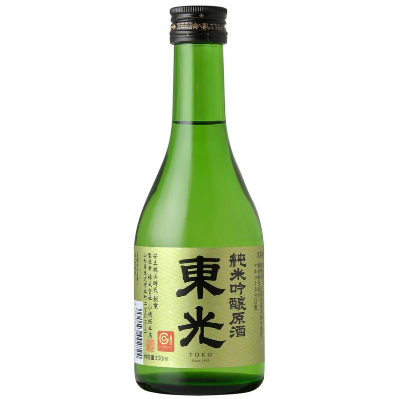 東光 純米吟醸原酒 300ml