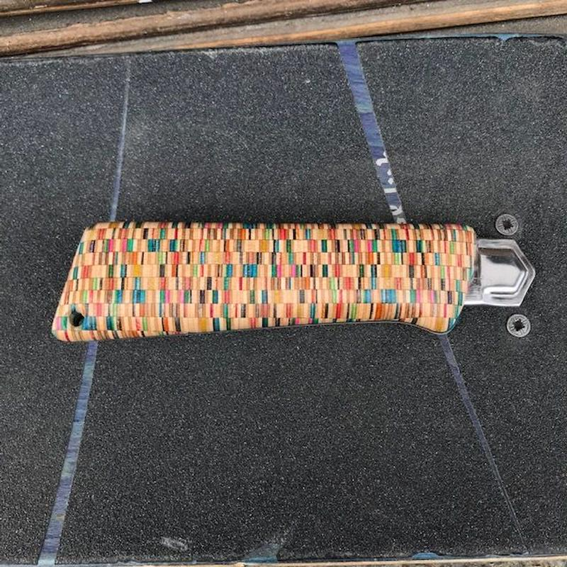fustworks  recycleskatedeck Re deck SAW  03
