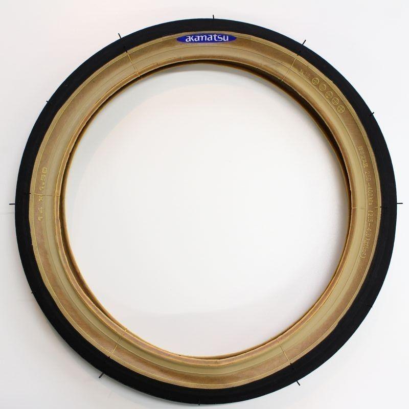 トレンクル用強化タイヤ 14x1.5
