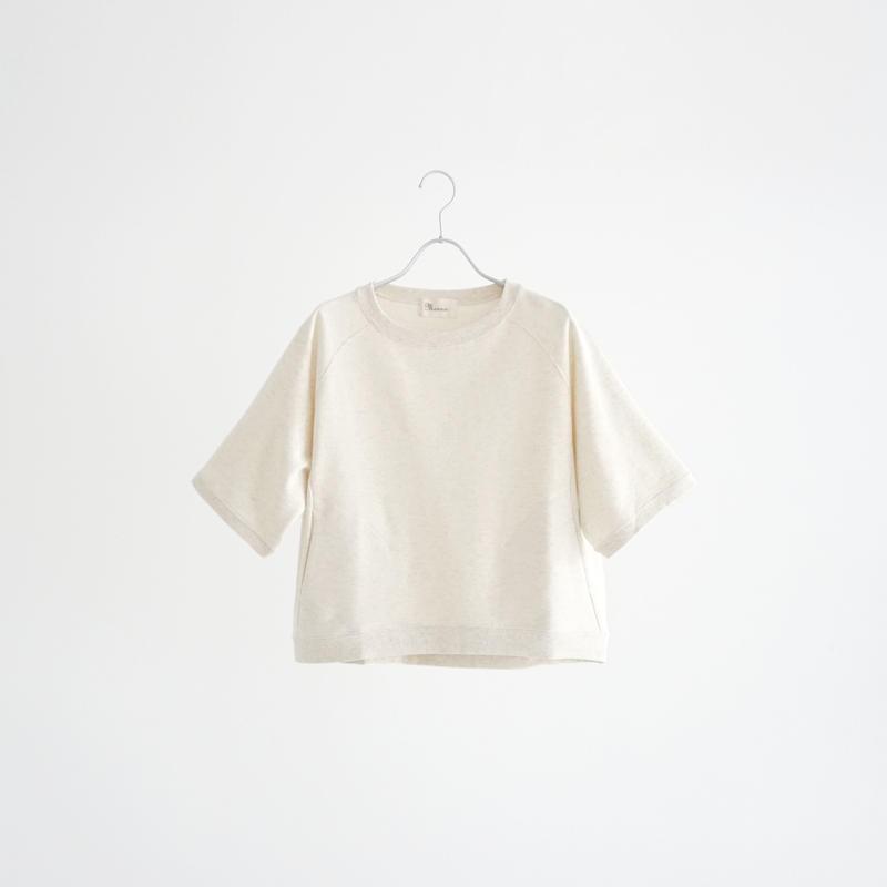 199310 ミニ裏毛Tシャツ