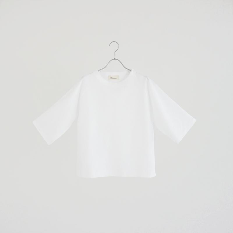 199344 ワイドリブTシャツ