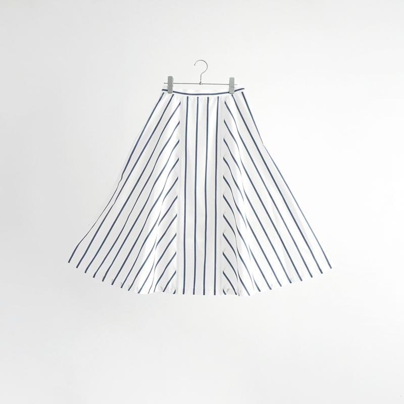 197028 ストライプスカート