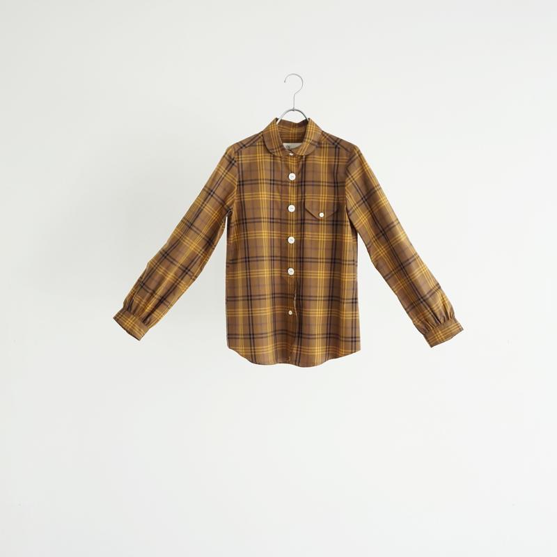 184802 チェックシャツ