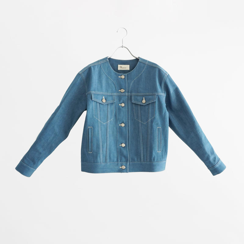 192002 ブルーデニムジャケット