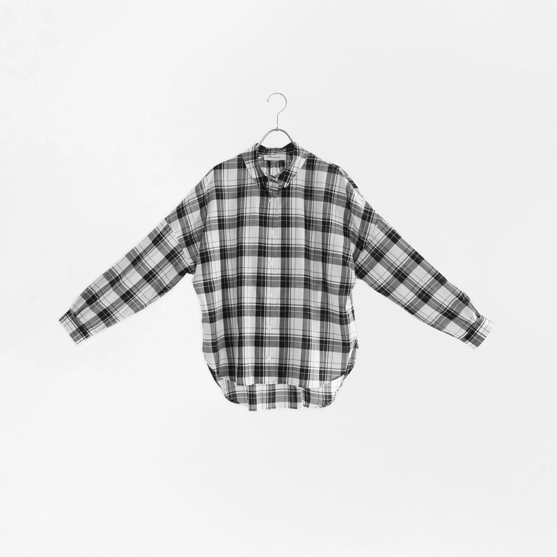 194029 チェック柄シャツ