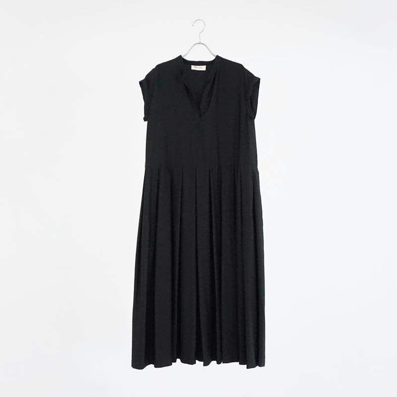 195320 スキッパーロングドレス