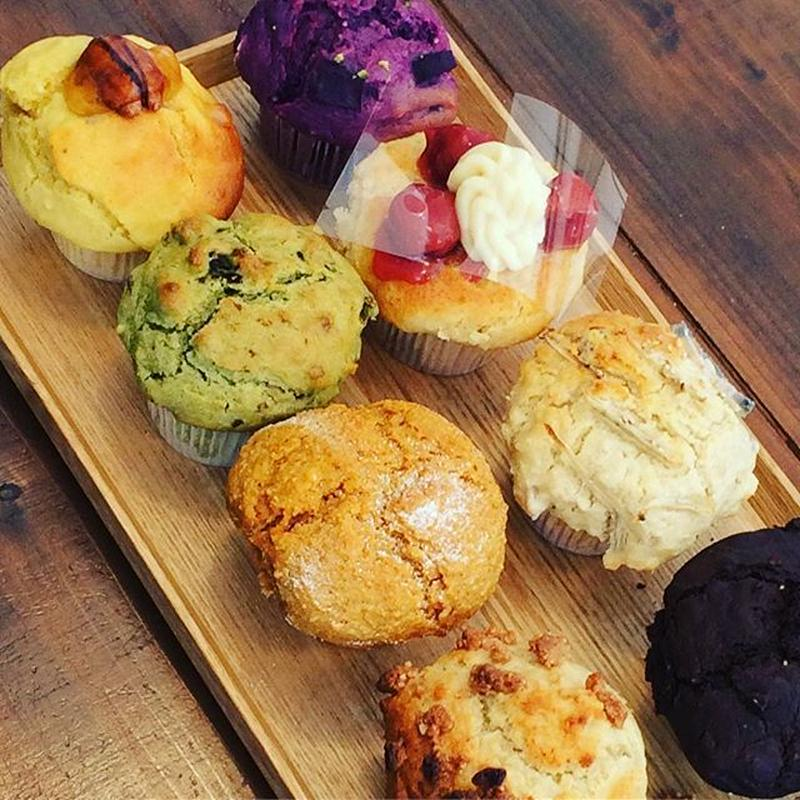 Vegan Muffin Set    ヴィーガンマフィンおまかせ8個セット