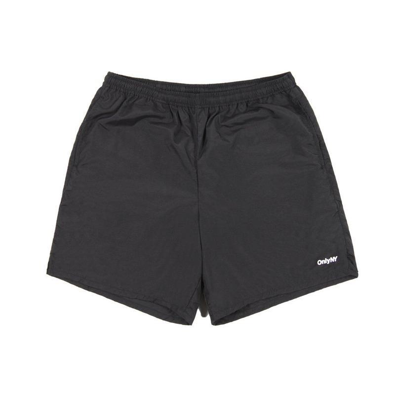 Only NY / Track Shorts(Black)