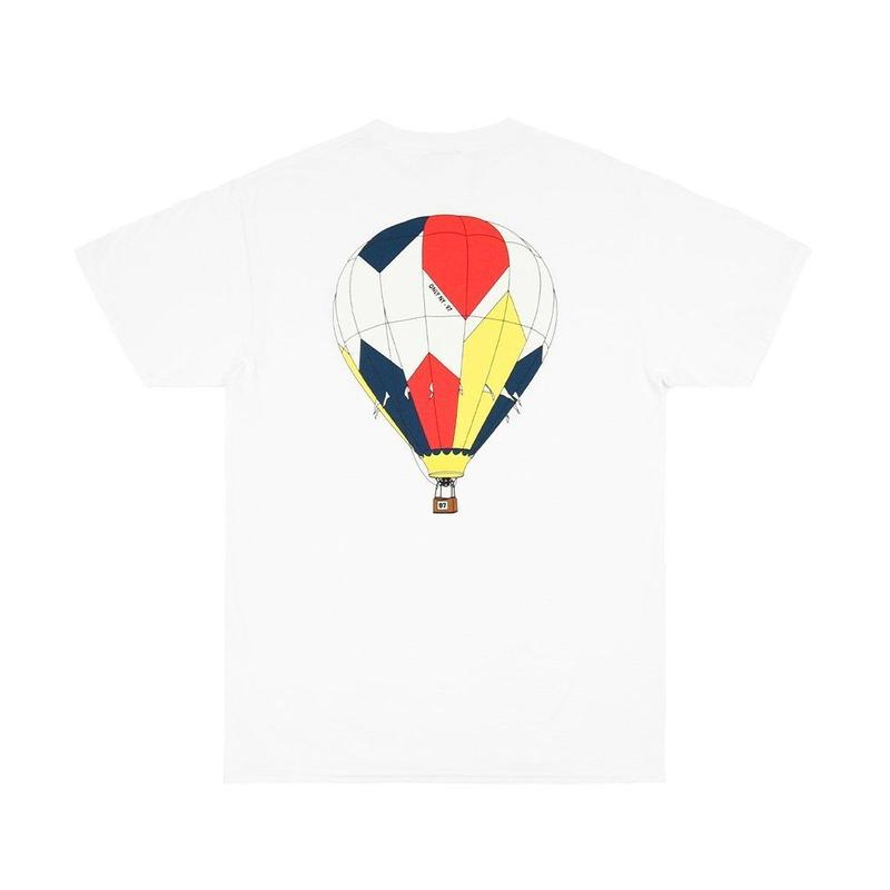 Only NY /  BALLOON T-SHIRT(White)