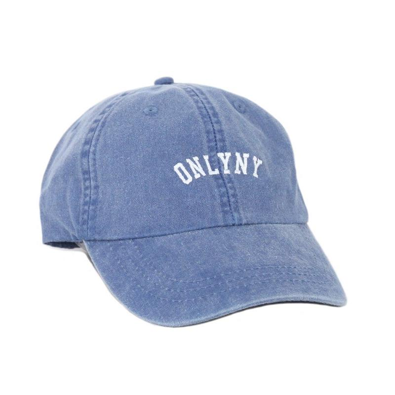 Only NY / Varsity Polo Hat (French Blue)