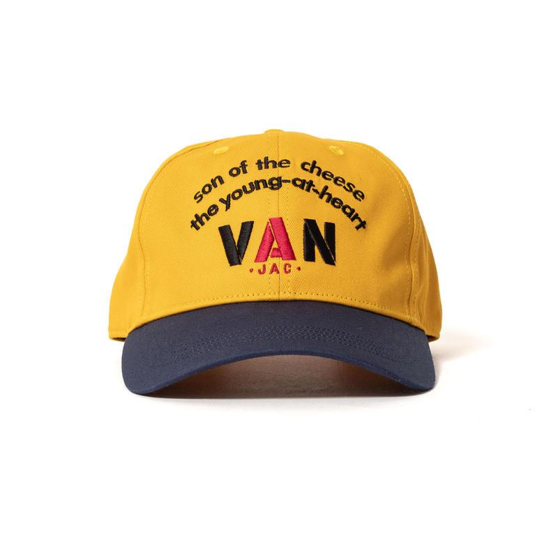 SON OF THE CHEESE / VAN CAP (YELLOW)