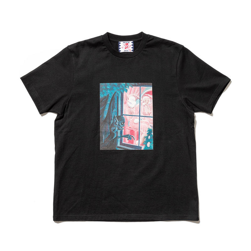 SON OF THE CHEESE / horror TEE(BLACK)