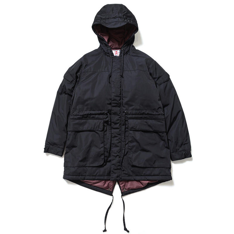 SON OF THE CHEESE / MODS COAT(NAVY)