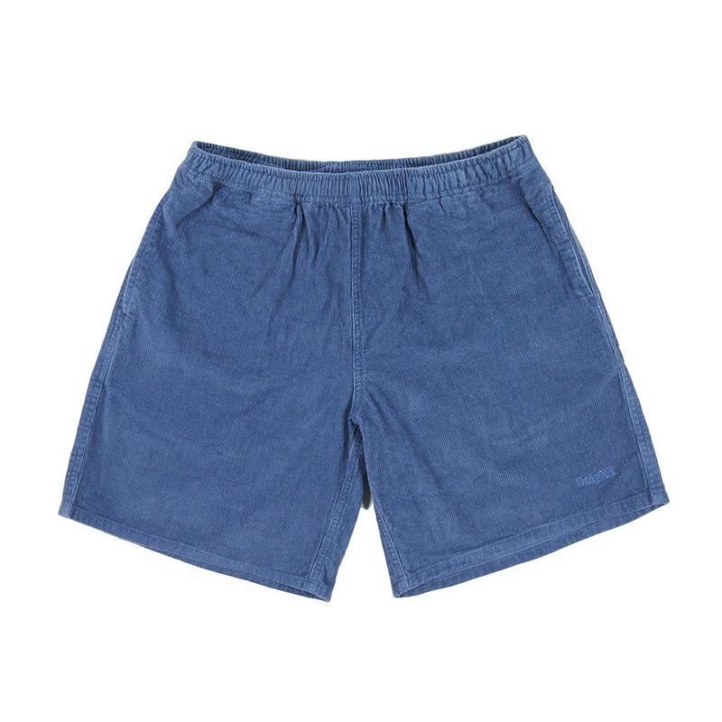 Only NY / Corduroy Shorts(Marine Blue)