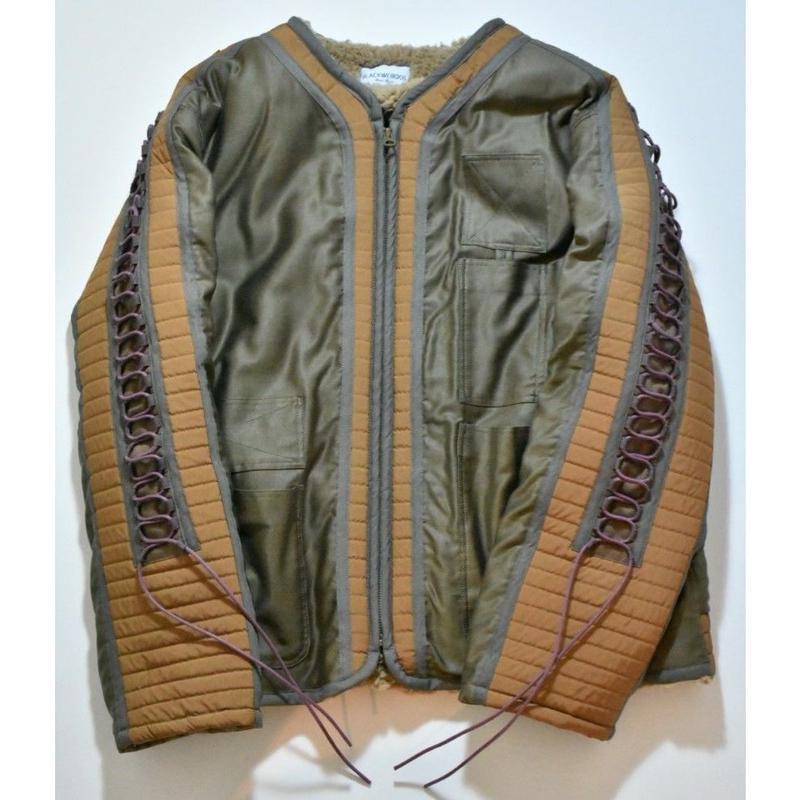 Black Weirdos / NFP Pilot Jacket (OLIVE)
