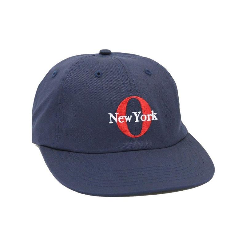 Only NY / WEST SIDE POLO HAT(Navy)