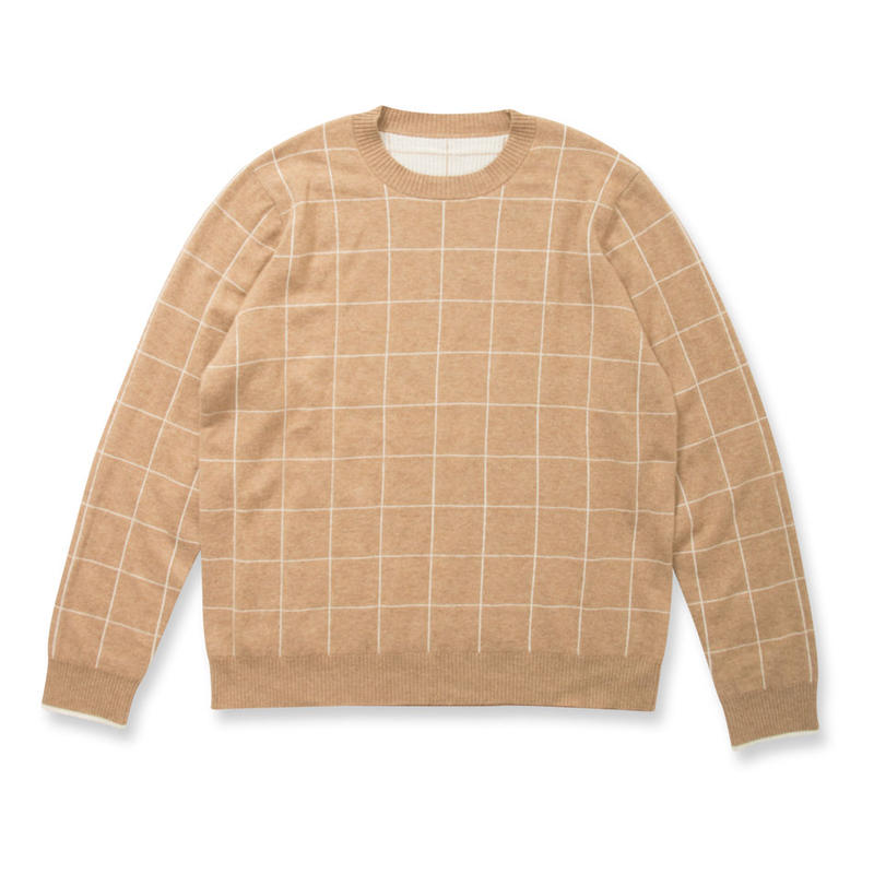 SON OF THE CHEESE / GAGE sweater (BEIGE)