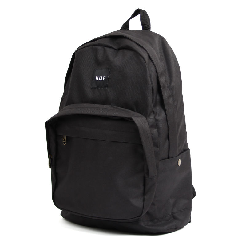 HUF / UTILITY BACKPACK (BLACK)