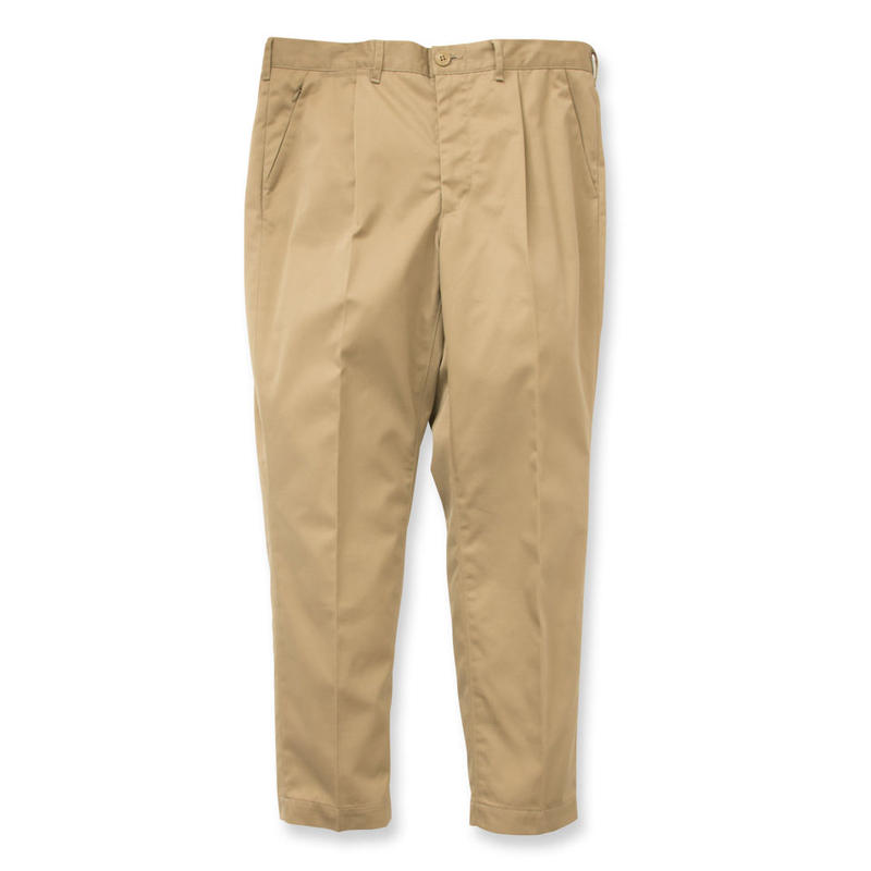 SON OF THE CHEESE / Driving slacks(BEIGE)