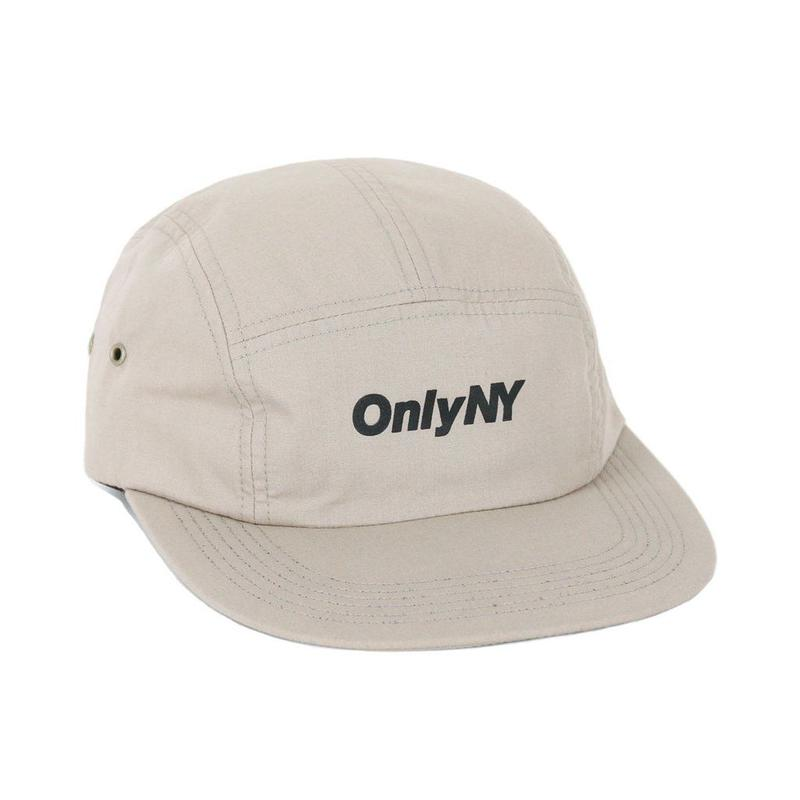 Only NY / Logo 5-Panel (Khaki)