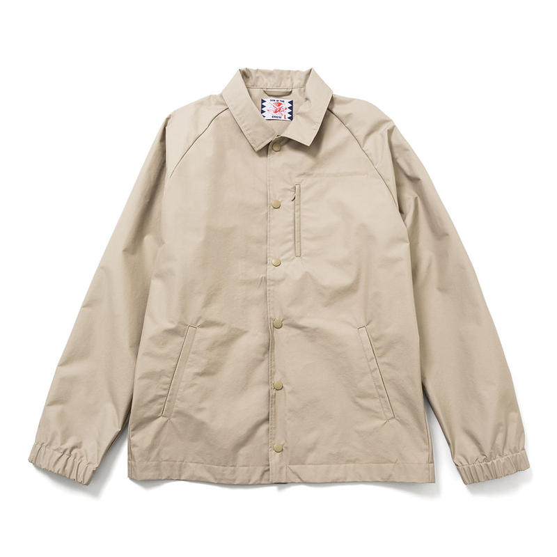 SON OF THE CHEESE / Horror coach JKT(BEIGE)