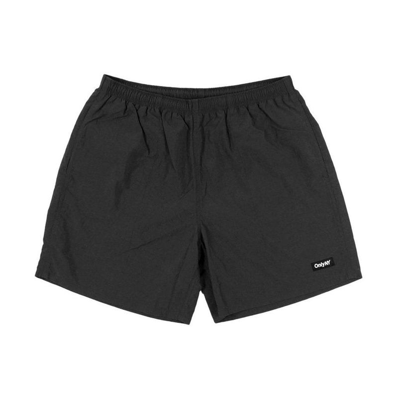 Only NY / Highfalls Swim Trunks(Black)