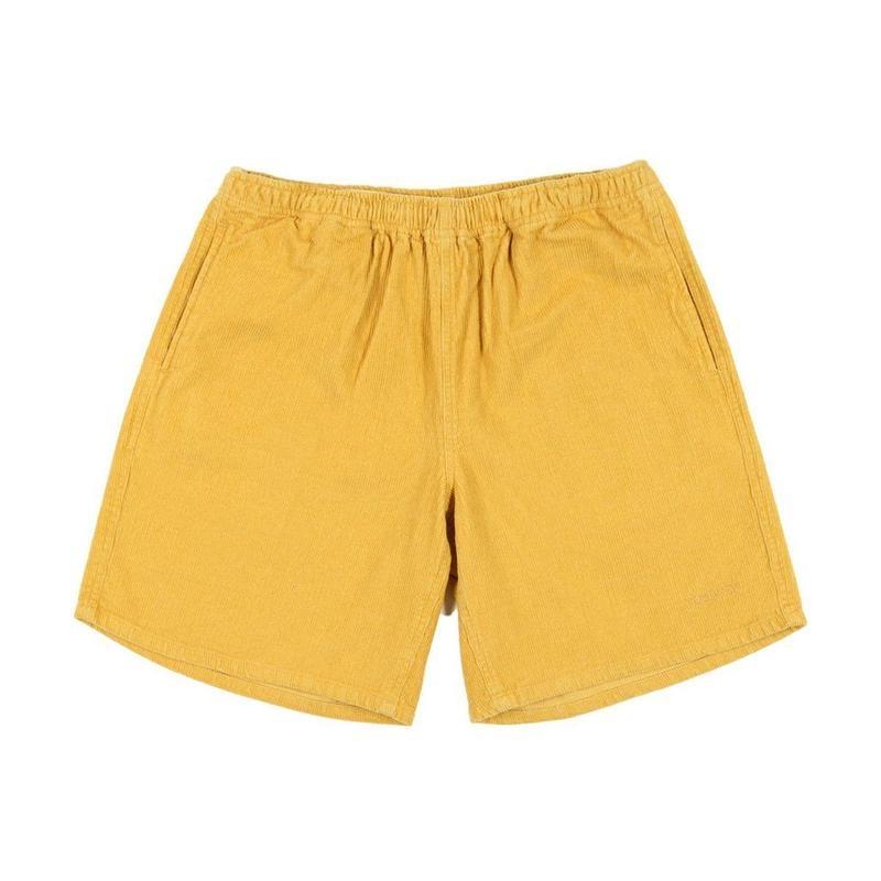 Only NY / Corduroy Shorts(Mustard)