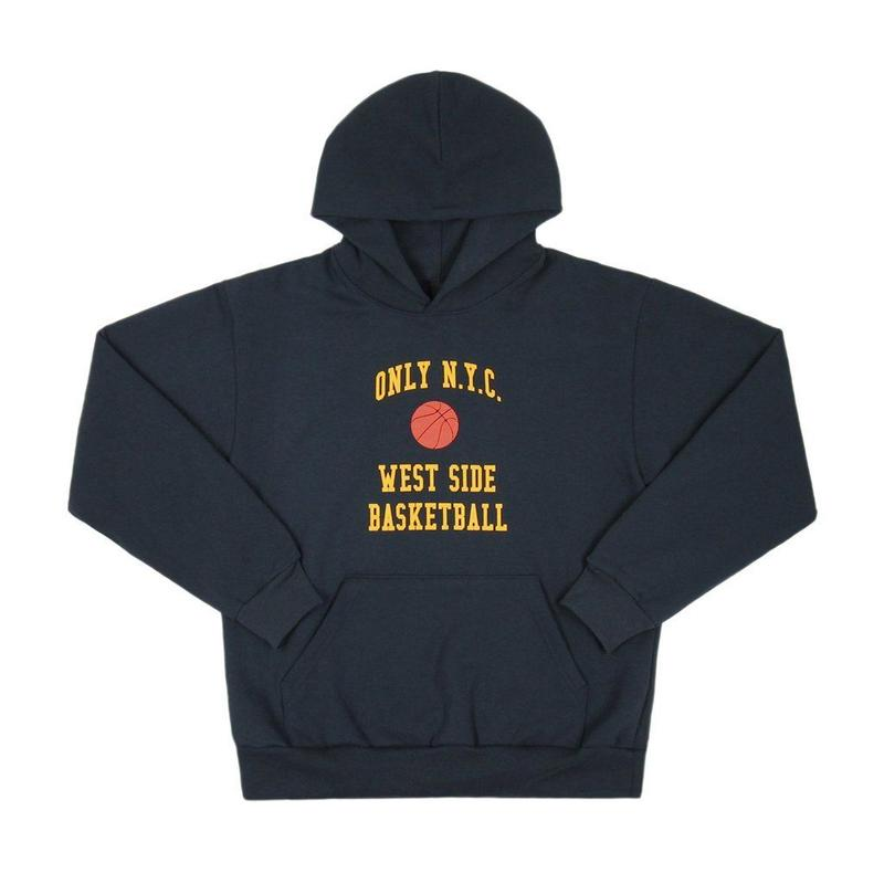 Only NY / West Side Basketball Hoody (Navy)