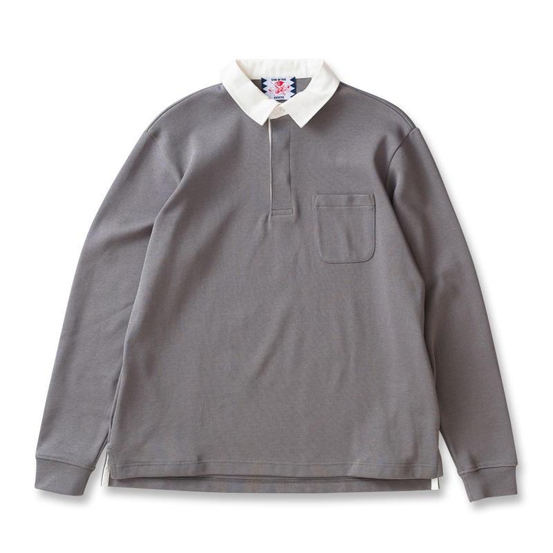 SON OF THE CHEESE / Italian ragga shirts (GRAY)