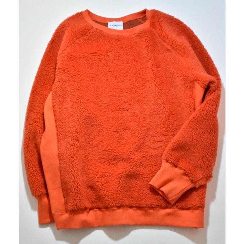 Black Weirdos / Boa Sweat (Orange)