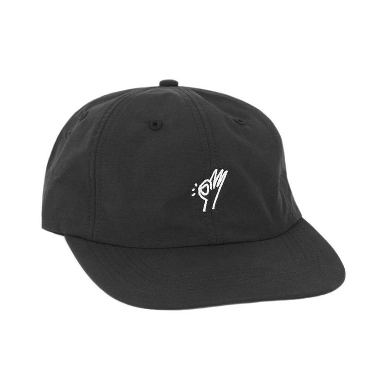 Only NY / OK Polo Hat (BLACK)