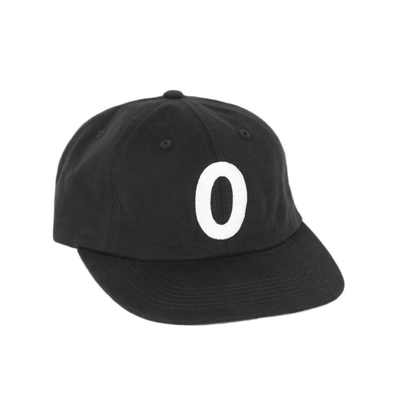 Only NY / Derby Polo Hat (Black)