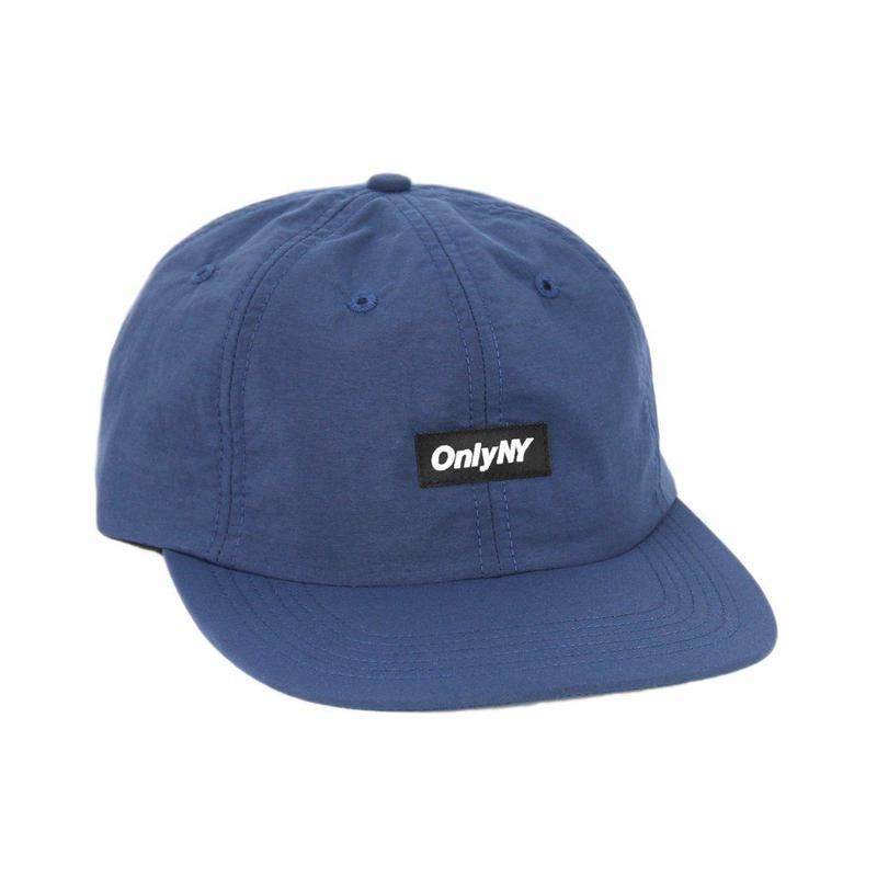 Only NY / Tech Polo Hat (Navy)