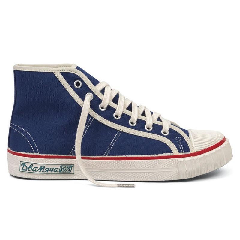DVA MYACHA / 1965-02 (NAVY / WHITE)