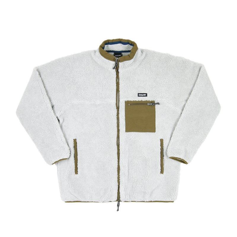 Only NY /  Alpine Fleece (Light Grey)