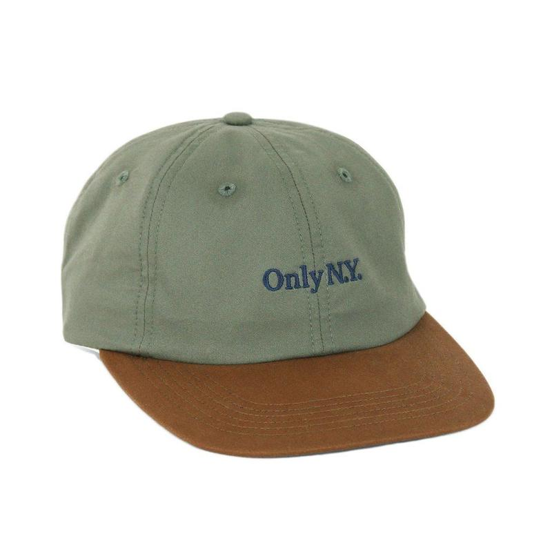 Only NY / Lodge Hunting Polo Hat (Jalapeno)