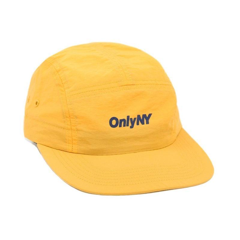 Only NY / Logo 5-Panel Hat (Marigold)