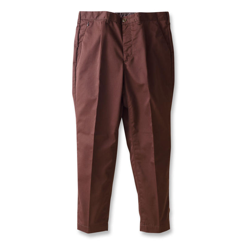 SON OF THE CHEESE / Driving slacks (BROWN)