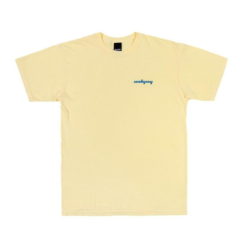 Only NY / PACE T-SHIRT(Butter)