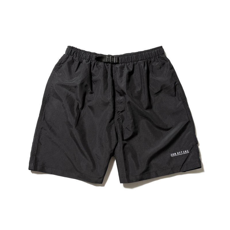 SON OF THE CHEESE / Swim Shorts(BLACK)