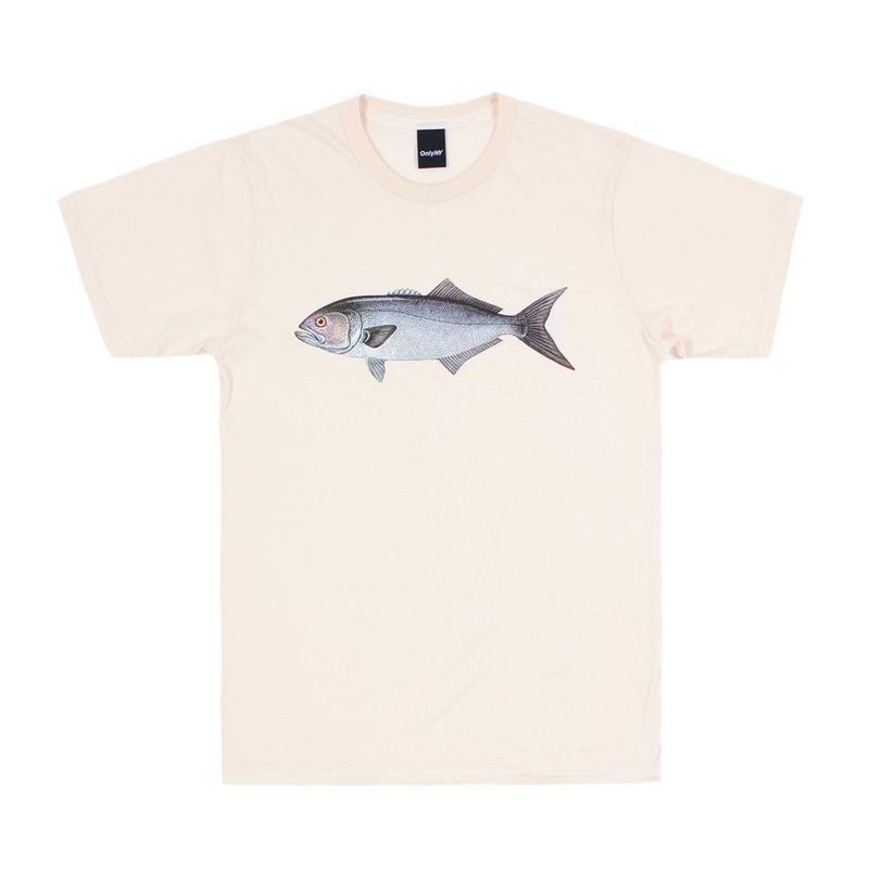Only NY /  Bluefish T-shirt (Natural)