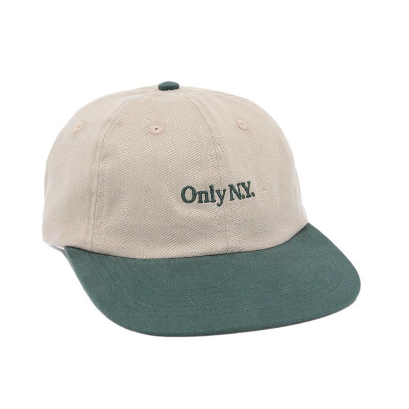 Only NY / Lodge Polo Hat (Khaki)