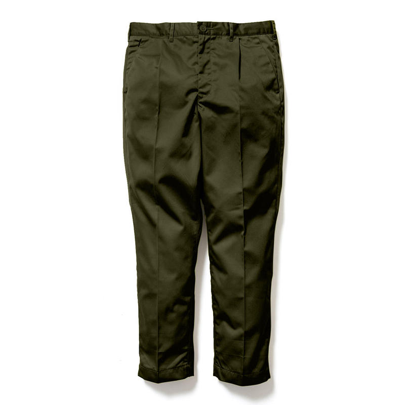 SON OF THE CHEESE / Driving slacks (OLIVE)